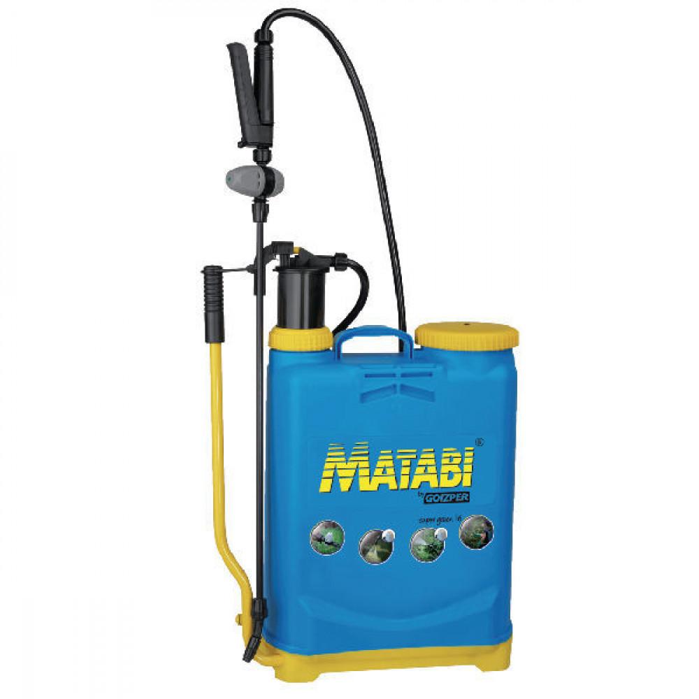 Matabi Rugspuit 16L Super Green 16 - SPM83947 | 3,8 kg