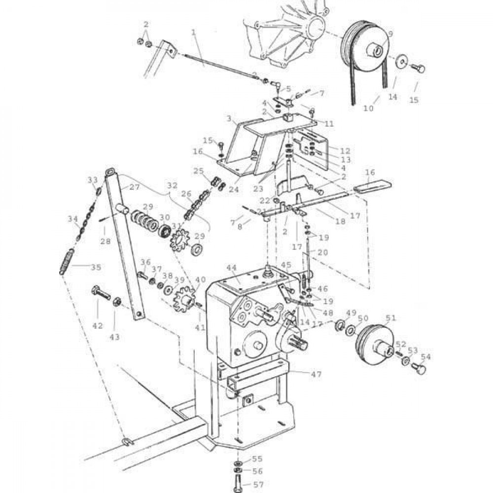 Optibelt V-snaar Lw - SPZ1287 | 65 TX-plus | 1.249 mm | S=C SetConstant | 1287 mm | 1.300 mm | 1249 mm | 1300 mm