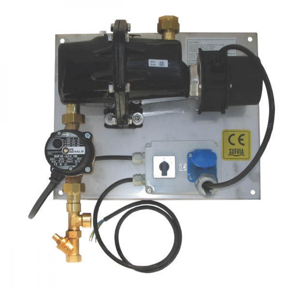 Suevia Rondpomp systeem model 303 (230v) - SU1010303 | 3/4 Inch | 3.000 kW