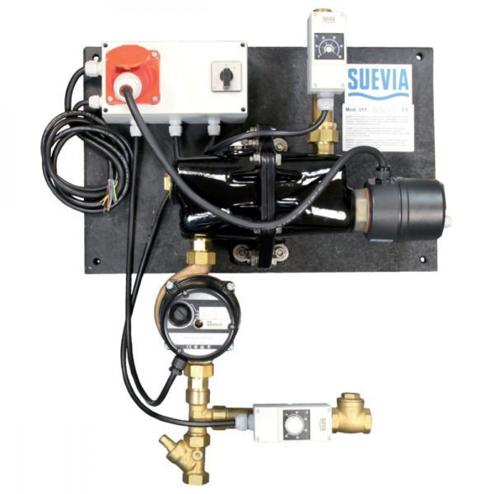 Suevia Rondpomp systeem model 311 - SU1010311   3/4 Inch   3.000 kW
