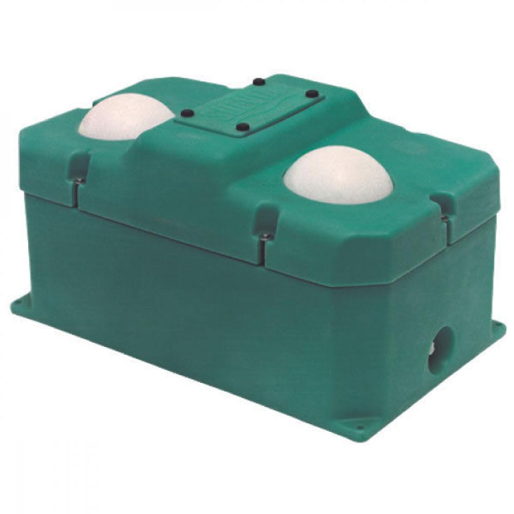 Suevia Drinkbak Thermo quell 640 - SU1300640 | 3/4 Inch | Polyethyleen | Loopstal