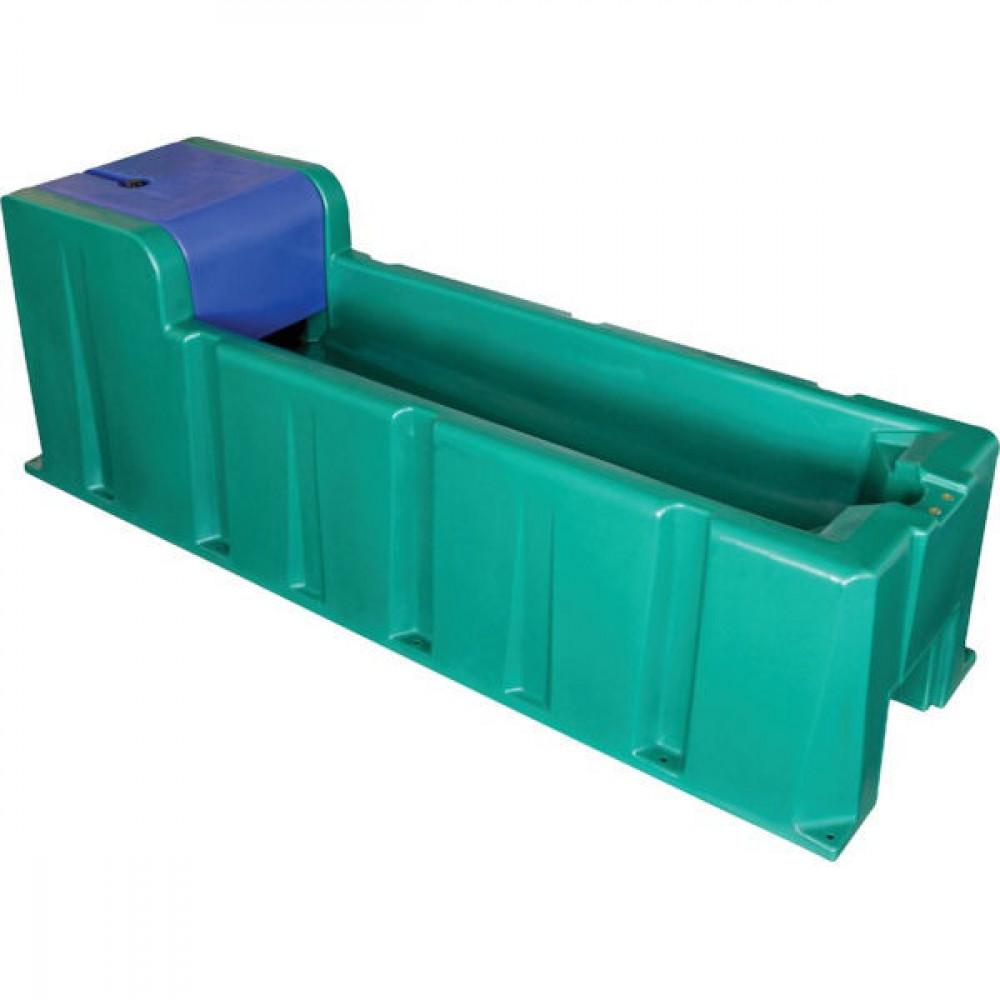 Suevia Drinkbak mod. 6523 - SU1306523 | 2.300 cm | 700 cm | 775 cm | Polyethyleen | Loopstal