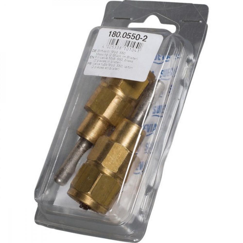 Suevia Stiftventiel mod. 550 - SU18005502