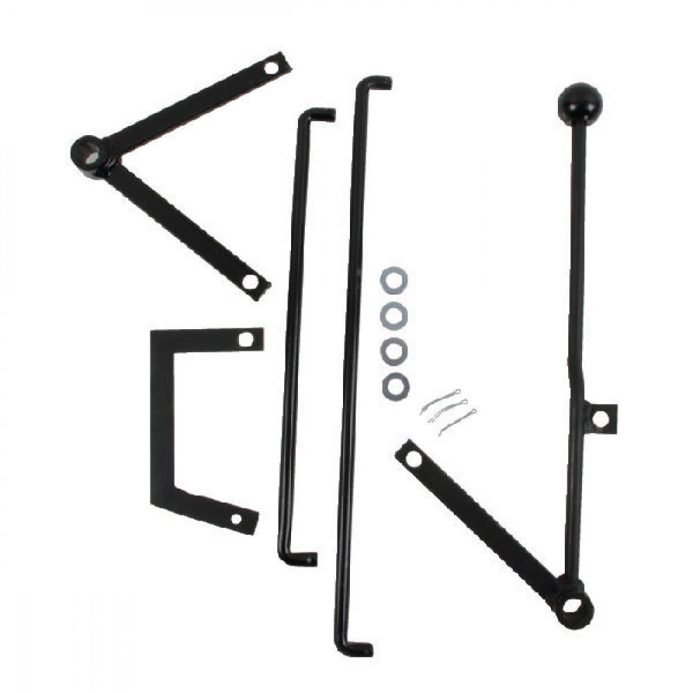 AK Regeltechnik Bedieningsset voor Steyr enkel - SV9A14310