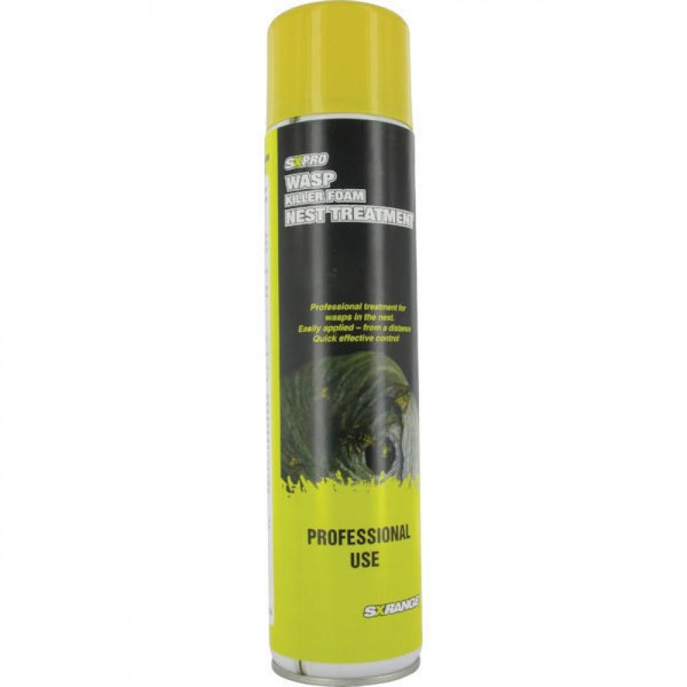 SX pro wespennest-schuimkiller - SXPROWASP | 600 ml