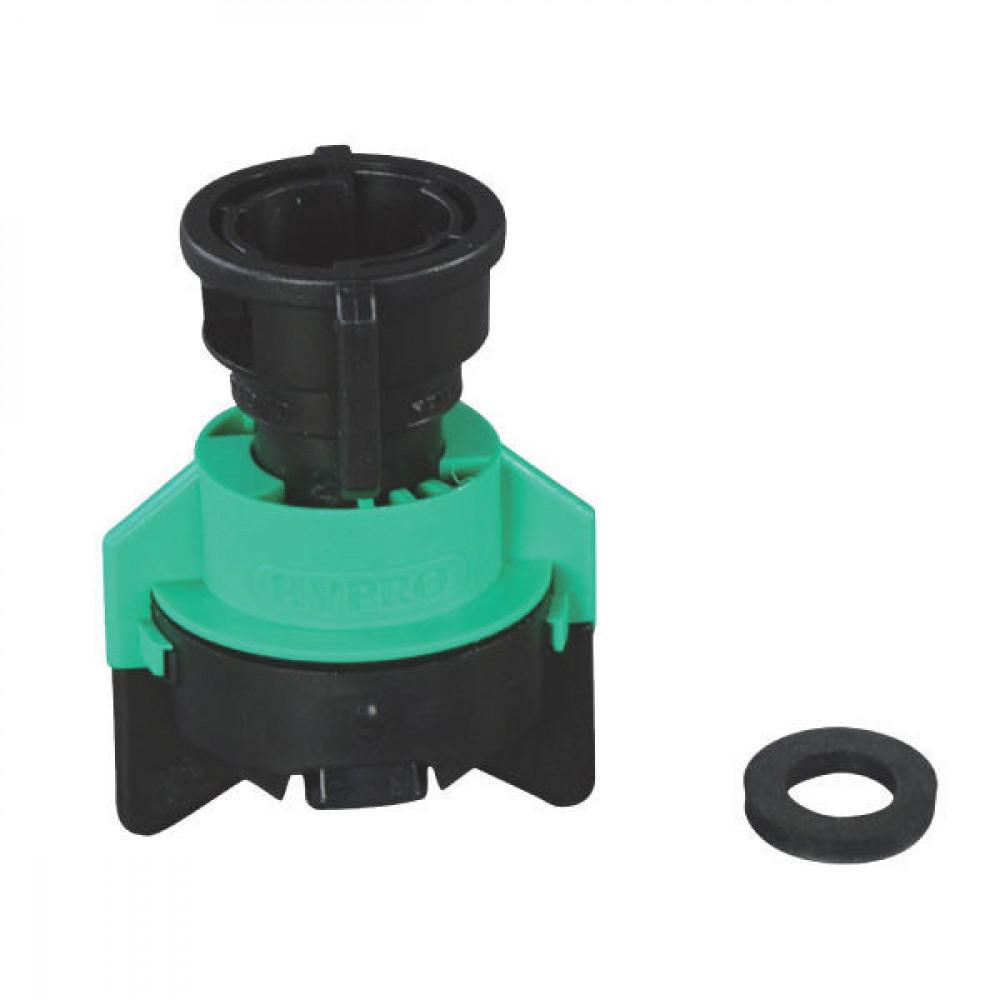 Agrotop Venturi spleetdop TDDF 110° zwart kunststof - TDDF11010 | 3 10 bar | Kunststof | 110°