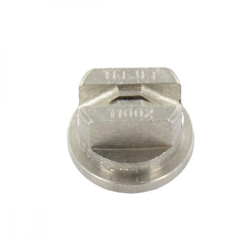 TeeJet Spleetdop TP 110° geel RVS - TP11002SS   2 4 bar   8 mm   110°
