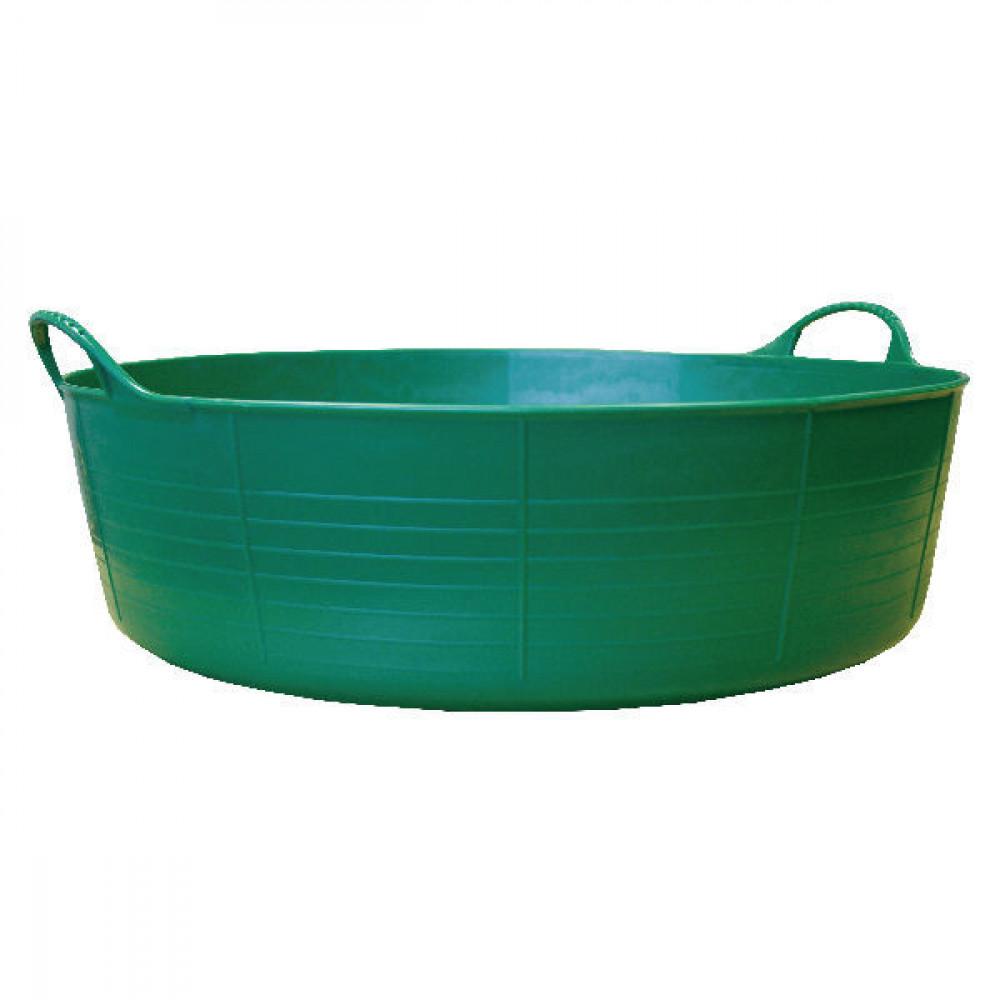 Polet Tubtrugs 15ltr groen - TTSP15G   15 l   160 mm   390 mm   330 mm