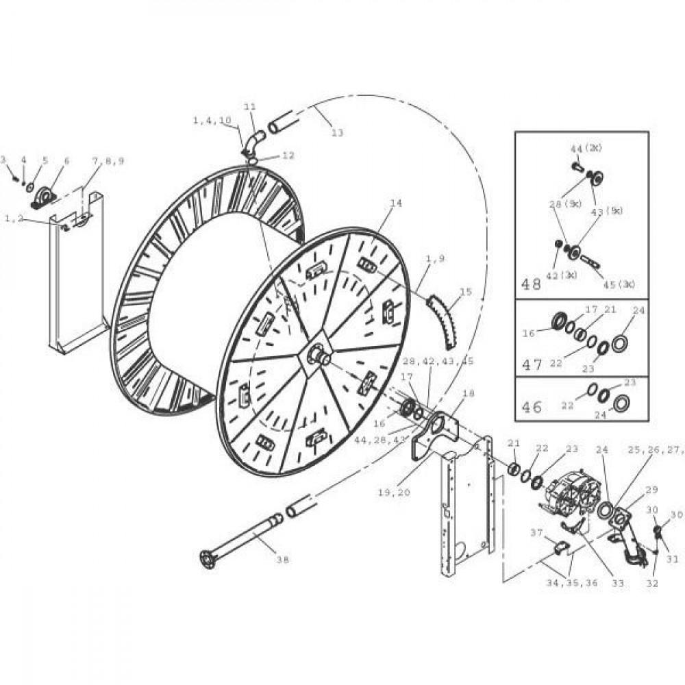 INA/FAG Lagerblok UCP Ø 60mm - UCP212 | E 11,21,31,41 | UCP212-J7 | 60 mm | 69,8 mm | 138 mm | 184 mm | 65,1 mm | 241 mm | 25,4 mm