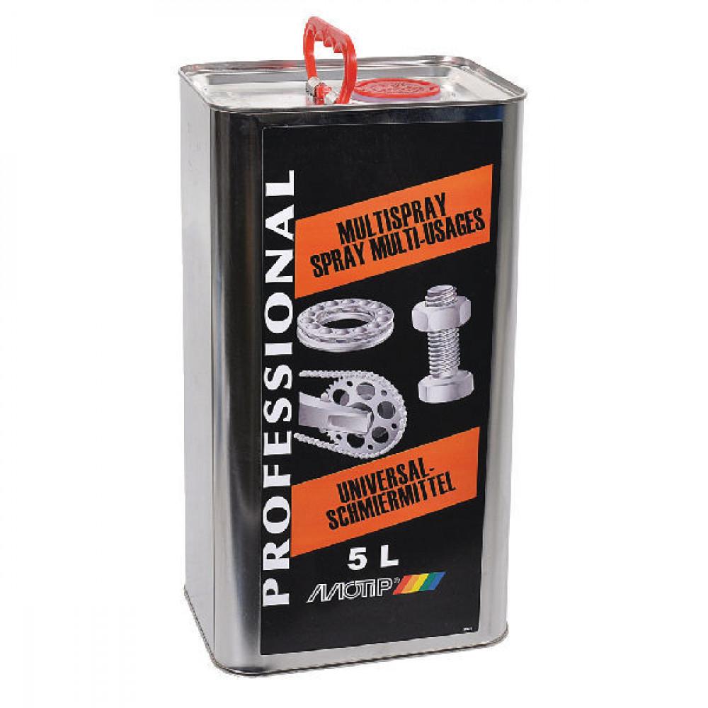Motip Multispray 5L - V05578 | Helder | 5000 ml