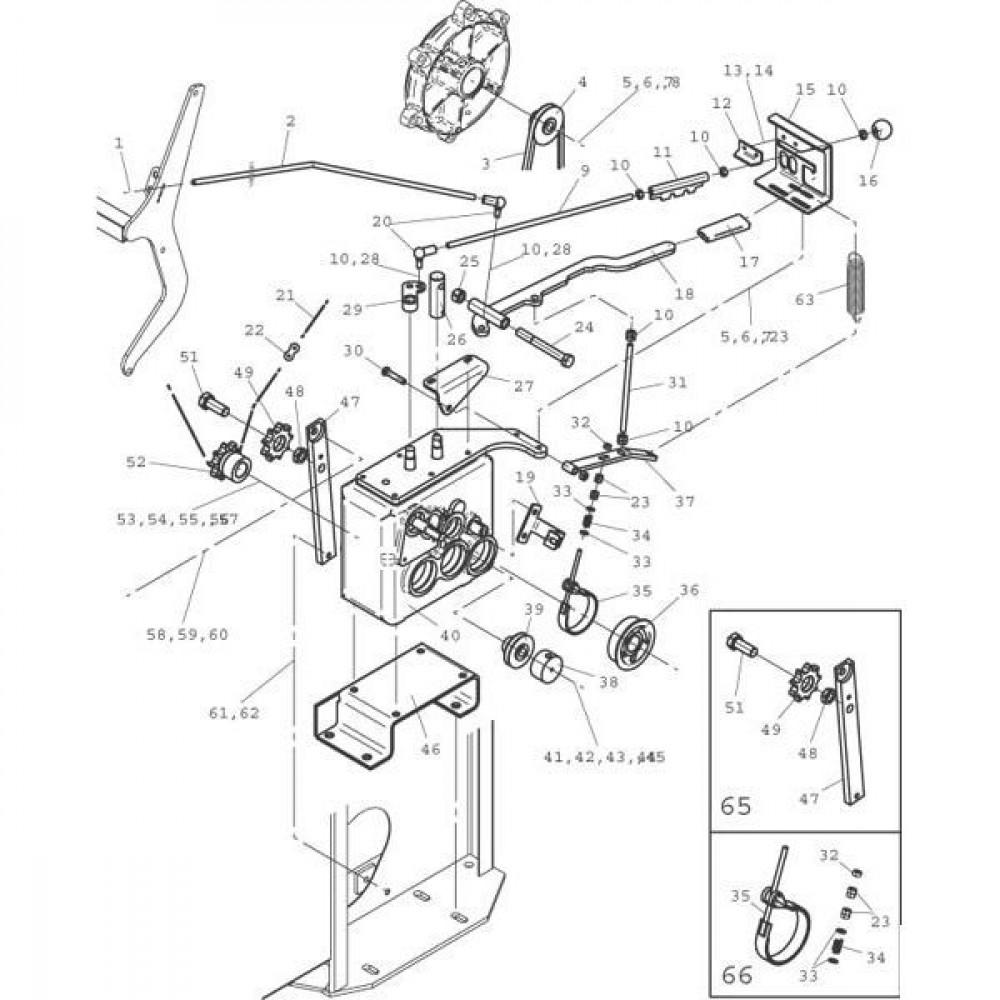 Rex Pro Sluitschakel 3/4x7/16 - VE34716 | KE 34.716