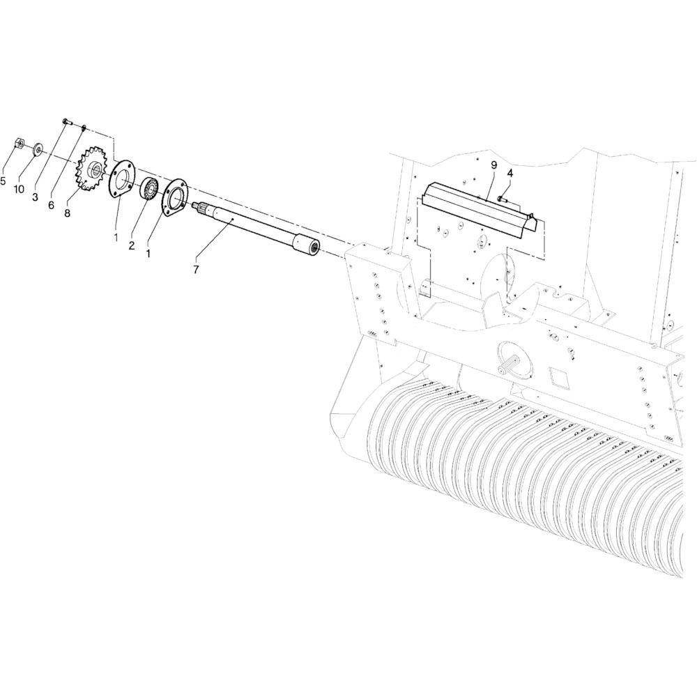 Vicon Flenshuis - VG18940610V   Aant.2   Z4200750