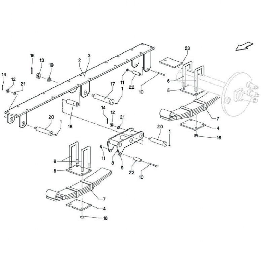 Kverneland Smeernippel - VG38229007 | Aant.6 | 82200800