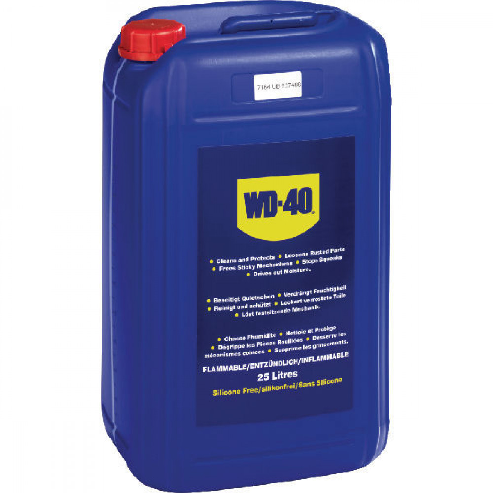 Multispray WD40 25L - WD4025000 | 25000 ml