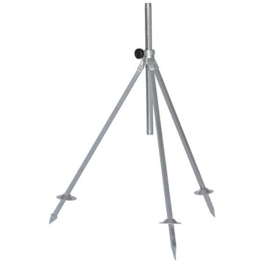 "Driepoot statief BU 3/4"" punt - WG356034 | 750 1150 mm"