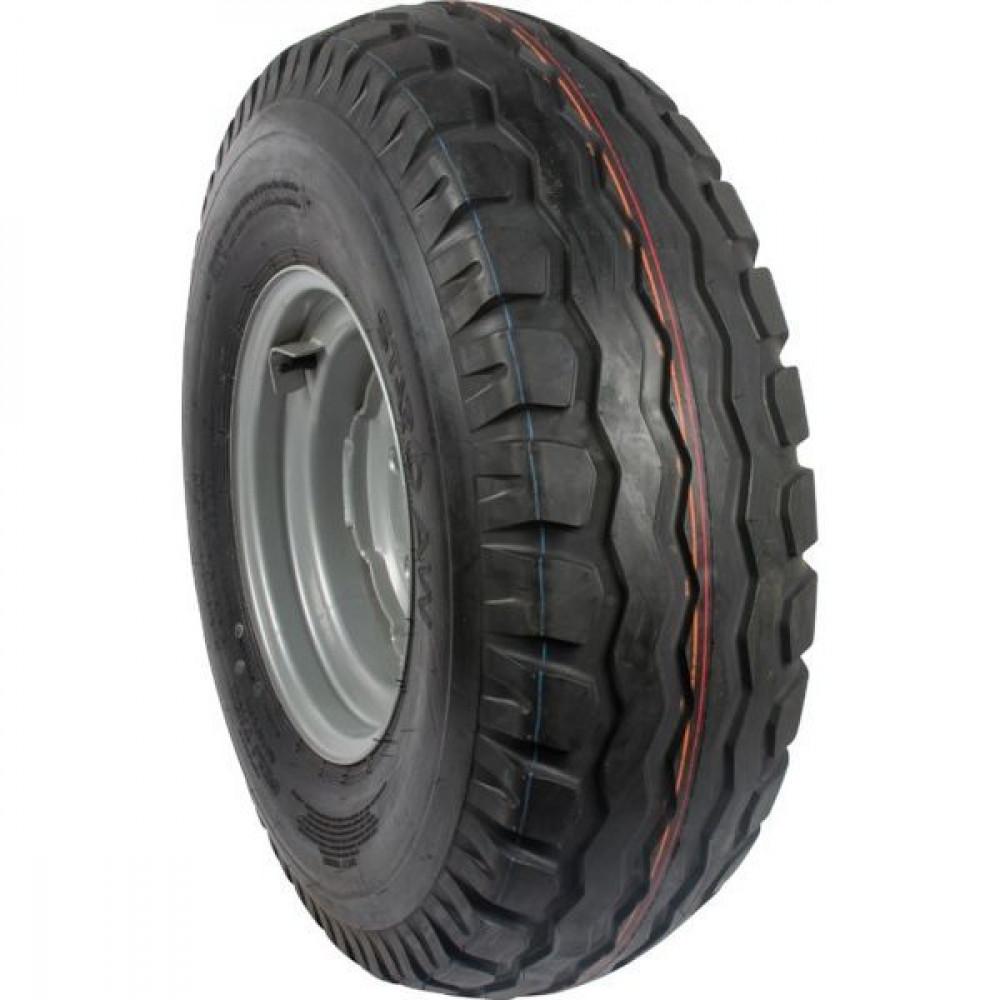Starco Wiel cpl. - FR63008015310161205 | Zilver | 11.5/80-15.3 | 9.00x15.3 | 0 mm | 6/161/205 | 1.950 kg