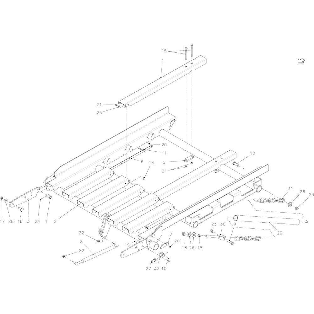 Kuhn Houder - Z4406150 | Aant.1