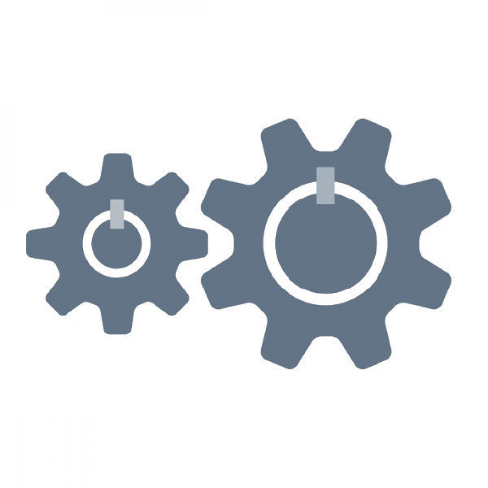 Claas Tandwiel - 0009402720   I = 1:1   1000/540 RPM