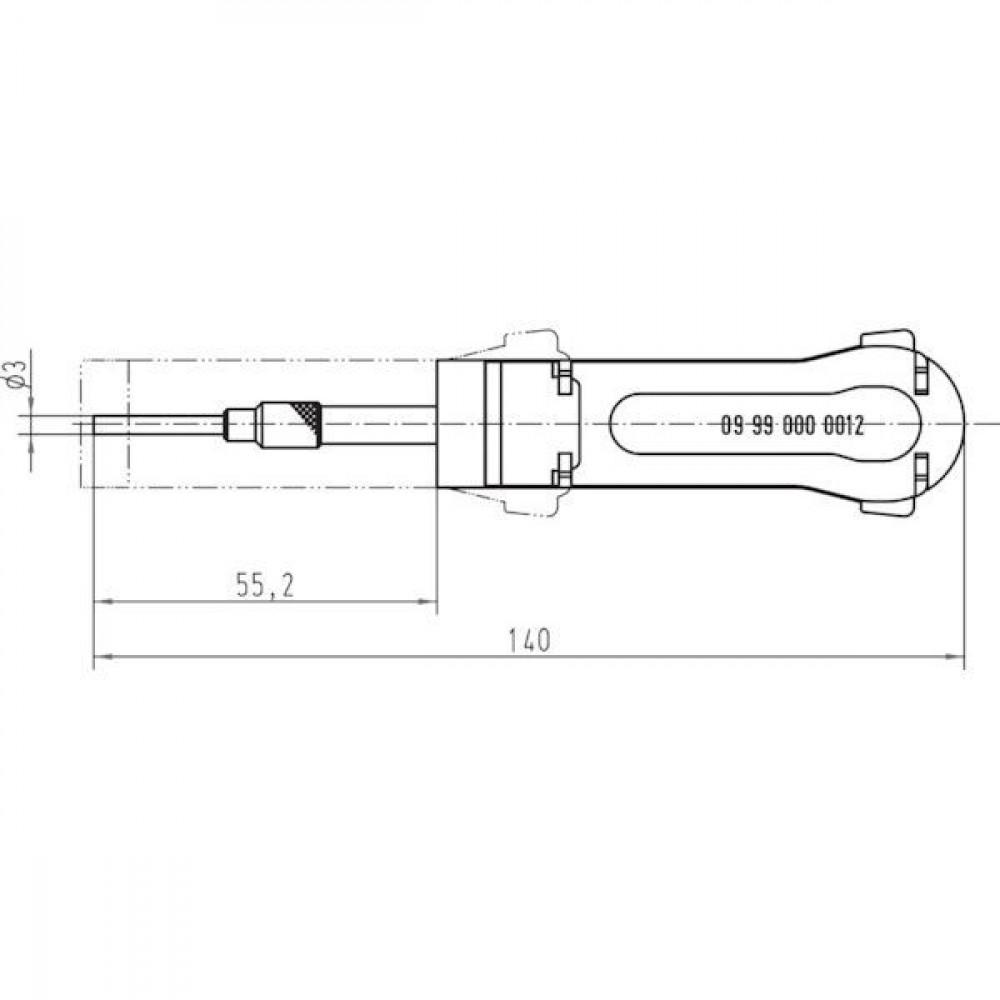 Harting Demontagepen Han® D - 09990000012