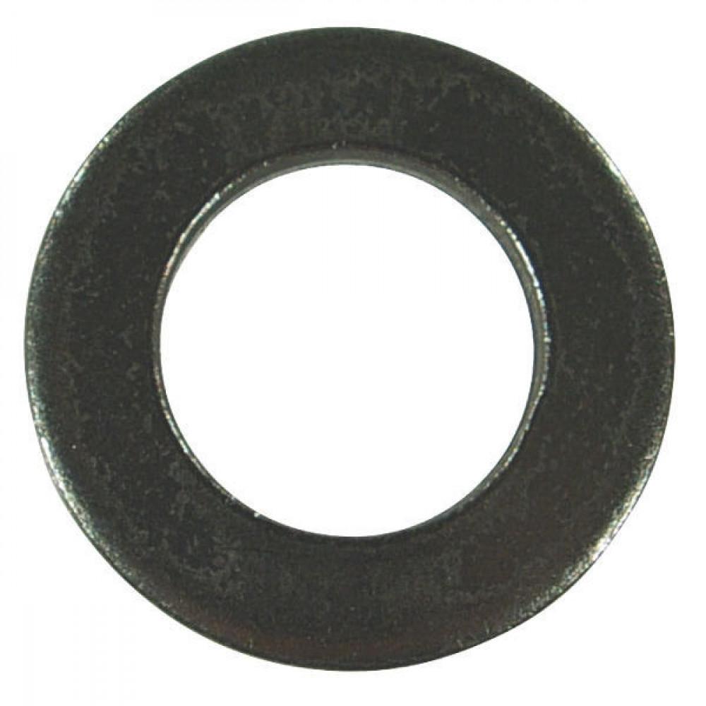 Sluitring zwart M6 - 125A6B   6,4 mm   12 mm   1,6 mm   DIN 125a   0,1 kg/100