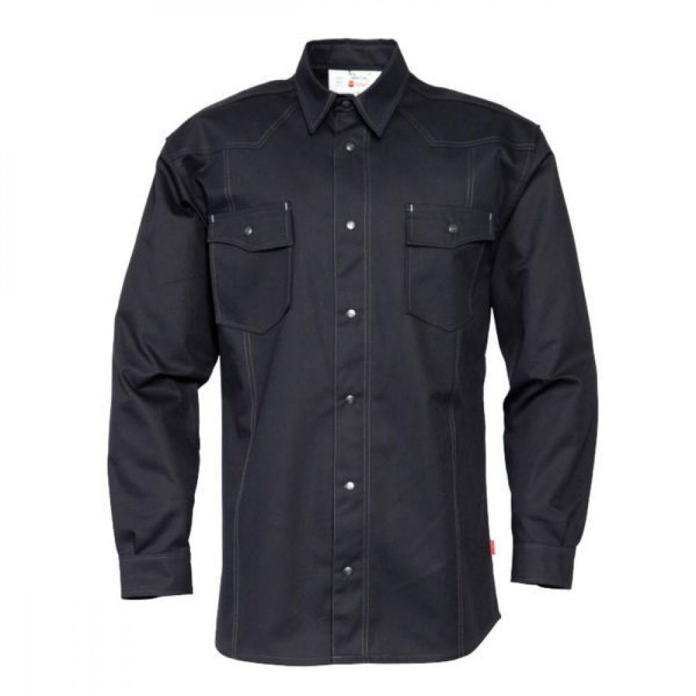 Overhemd Xl.Overhemd Havep Zwart Mt Xl 1655m4500xl Techniekwebshop Nl