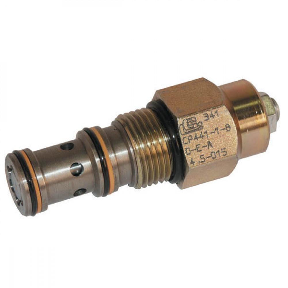 Comatrol Bal.patroon - CP4411B0EA451   97 mm   55,9 mm   CP12-3S   114 l/min   1 bar   31.8 mm   34 103 bar   115 122 Nm