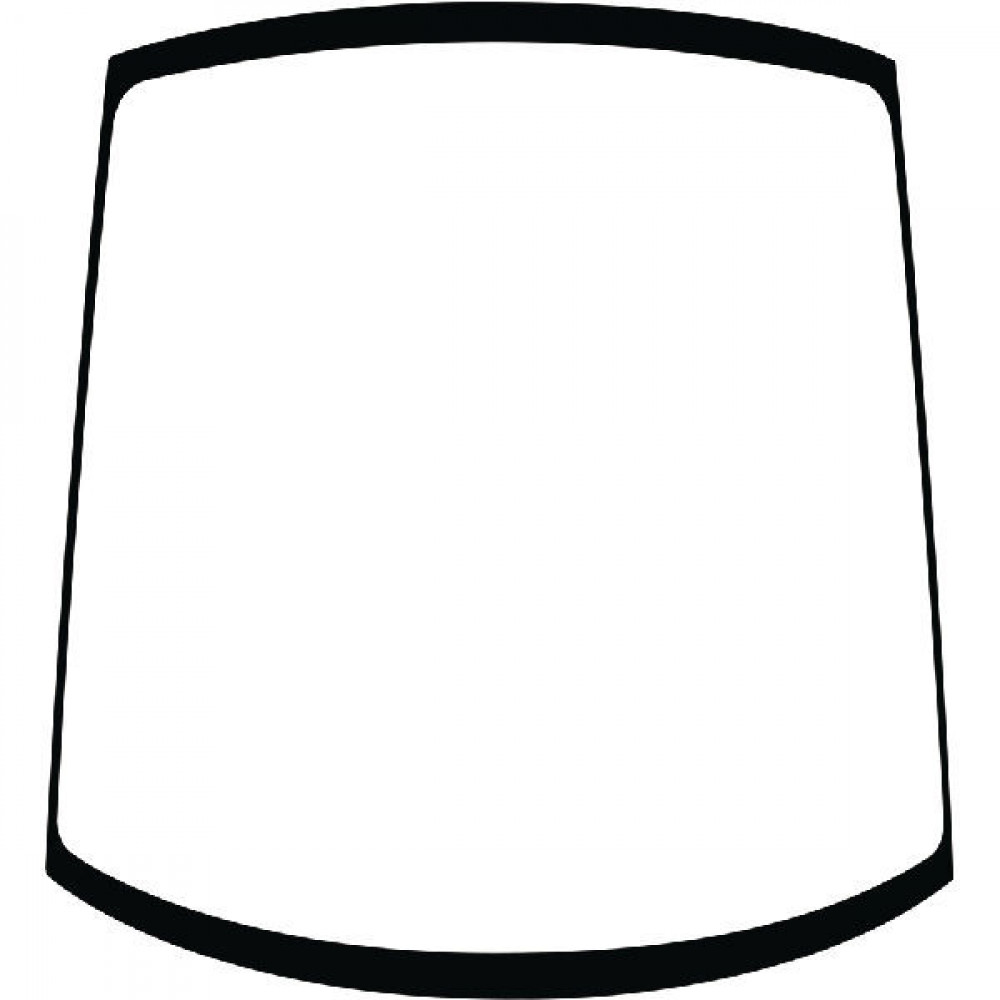Voorruit - D20067 | 423087A1 | gehard | 6,8 mm | 1162 mm | 1482 mm