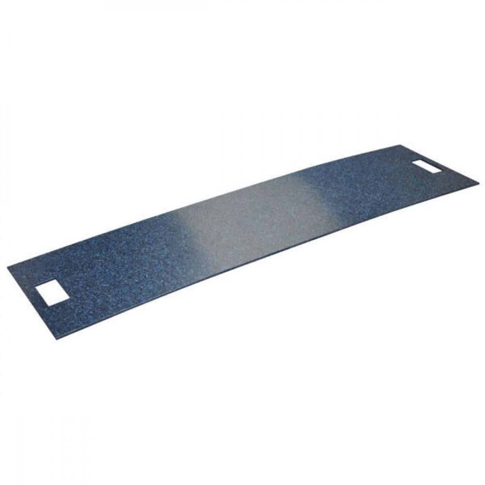 LuxTek Kunststof rijplaat - GPP200050010 | Voorzien van handvaten | 2000 mm | 500 mm