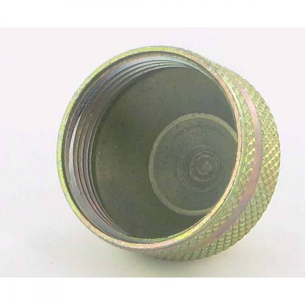 Stofkap - HC33680 | Staal, geel gepassiveerd.