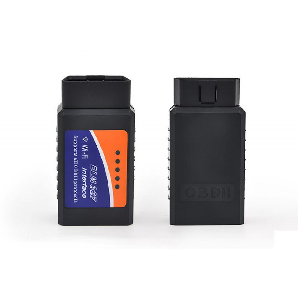 OBD2 adapter / scanner ELM327 met Wifi interface voor auto uitlezen, geschikt voor Android smartphone / tablet, iPhone en iPad - 3092