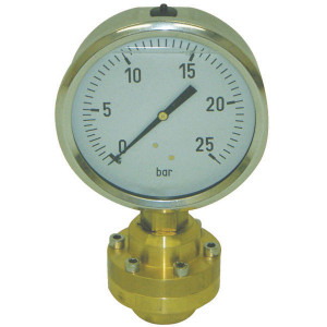"Manometer 3/4""100 mm +membraan - 0007211 