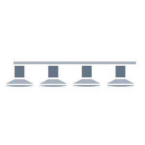 Claas Afstandsstuk meshouder - 0009349480 | D30x12,6mm