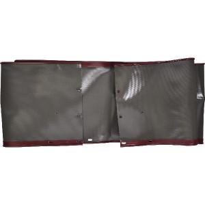 Claas Afschermdoek - 0009479881 | 1,1x410x3396mm, Voorzijde