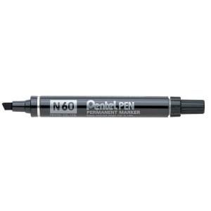 Merkpen N60 zwart Pentel - 001915