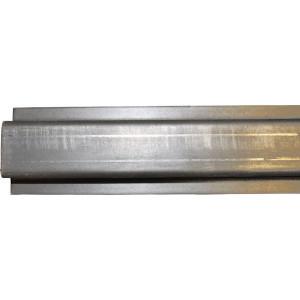 Geleiderail 72x31x44 4,12m Krone - 002180230N | 3,5 mm | 4125 mm