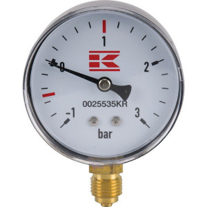 "Manometer 1/4"" 63 mm - 0025535KR 