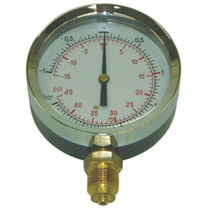 "Battioni Pagani Manometer 3/8"" 80 mm - 0030535 