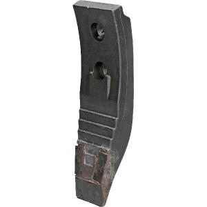 Beitelpunt MulchMix XXL hardmetaal - 00311069KR | 260 mm | Boven gesloten