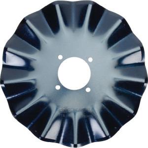Kouterschijf gegolfd 13x D460 - 00320003N | 460 mm | 101 mm | 13.5 mm | 133,35 mm