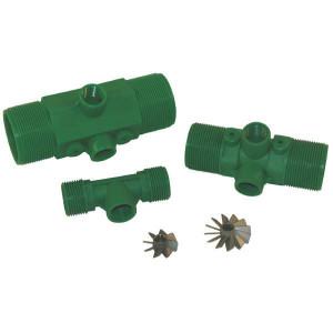 Polmac Doorstroommeter - 00370040   1 1/2 Inch   20 bar   35-350 l/min ltr/min   1 1/2 inch