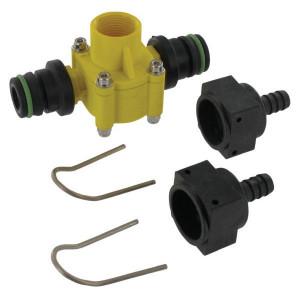 """Polmac Doorstroommeter + turbine 1/4"""" 0, - 00375702   1/4 Inch   20 bar   0.3 6 l/min ltr/min"""