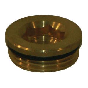 Arag Plug - 004010030 | Messing