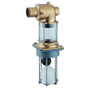 MZ Overloopventiel ø 60 - 0060023 | 60 mm | 260 mm | 130 mm | 140 mm | 495 mm