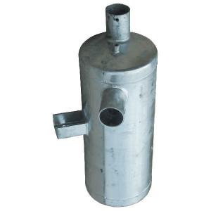 Olieafscheider - 0077550 | 735 mm | 2 x 76 mm | 2 Inch