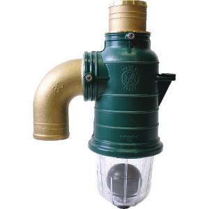 MZ Syphon 80mm - 0080027 | 447 mm | 285 mm | 264 mm