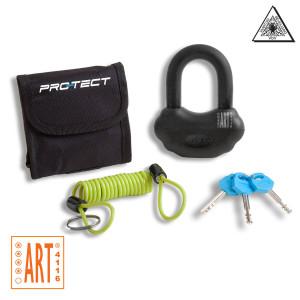 Pro-tect Schijfremslot Topaz ART-4 voor fietsen | Afmeting 14 mm