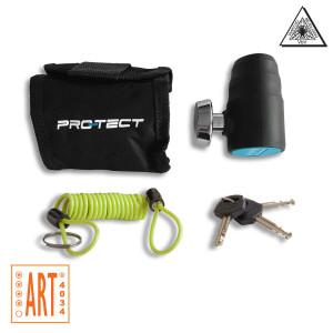Pro-tect Schijfremslot Agate ART-4 voor fietsen | Afmeting 16 mm