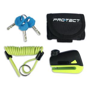 Pro-tect Schijfremslot Disq Mini voor fietsen | Afmeting 5,5 mm