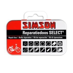 """Simson reparatiedoos """"Select"""" voor fietsen"""