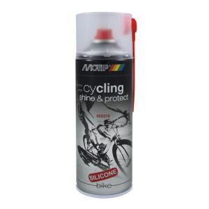 Motip Cycling shine & protect voor fietsen | Afmeting 400 ml